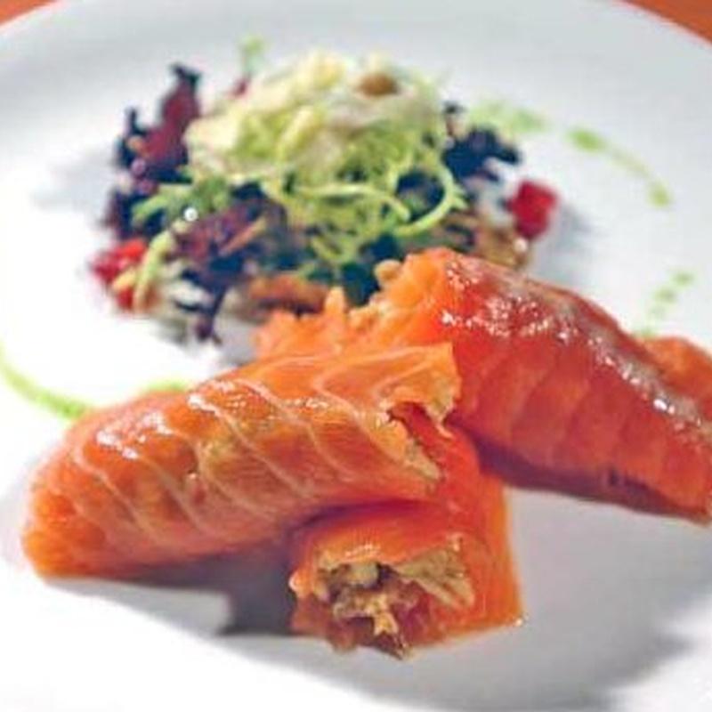 Entrantes: Cartas y menús de Restaurante Artebakarra