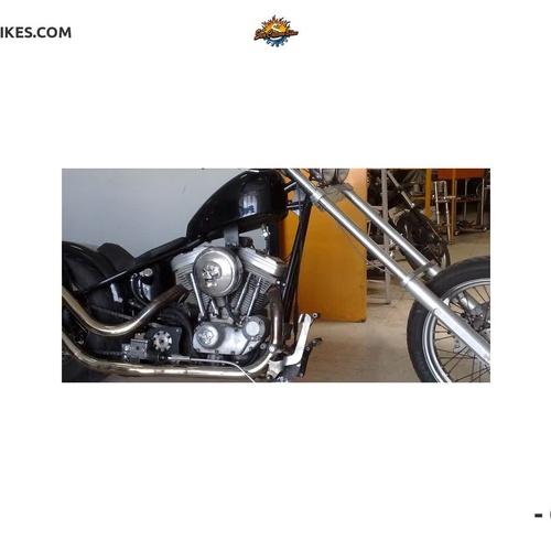 reparación y mantenimiento Harley Málaga   Sun Custom Bikes