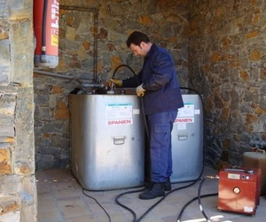 Todos los productos y servicios de Chimeneas y calderas (limpieza): Limpiadora del Valles de 1965, S.C.P.