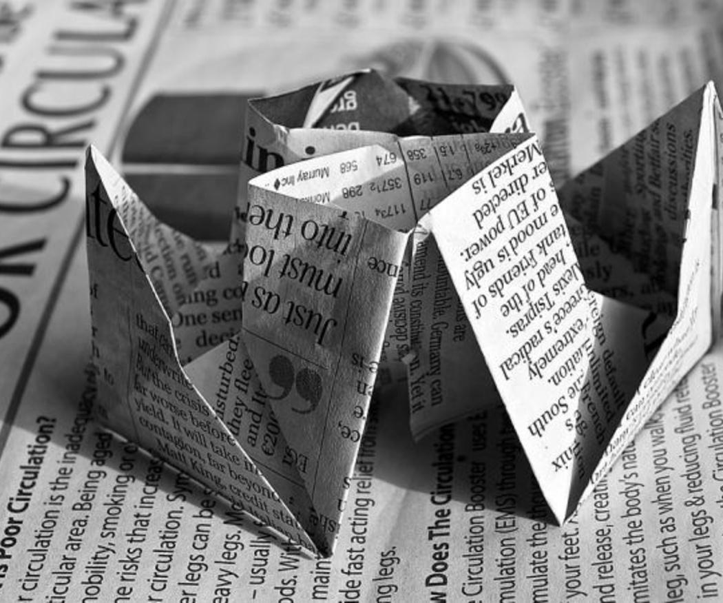 Recicla papel con tus hijos