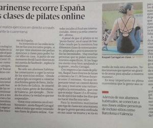 Artículo en el Diario de Pontevedra