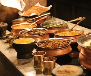 Las especias en la comida india