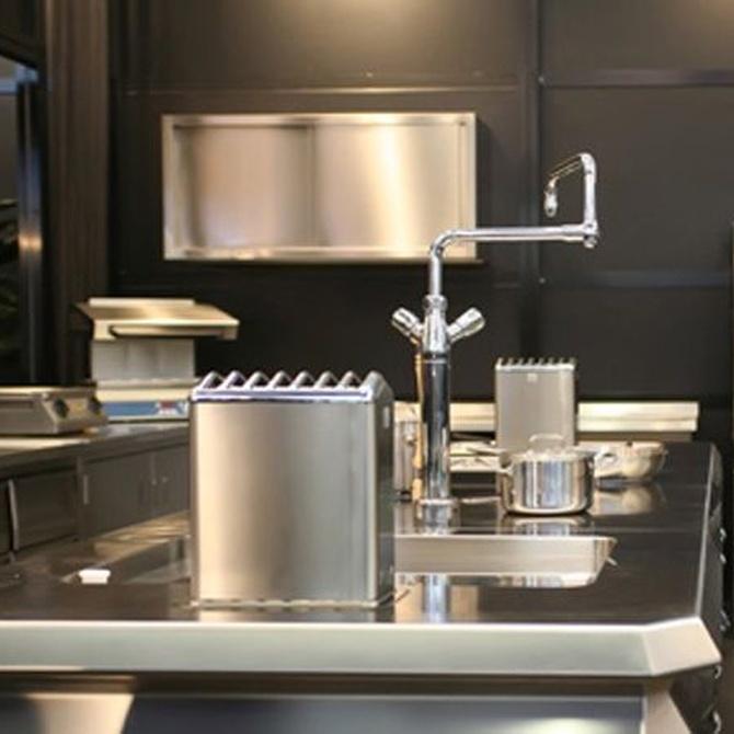 Cómo aprovechar el espacio de la cocina