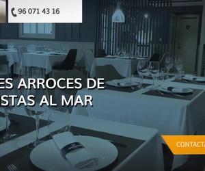 Arroces y paellas en Gandía | Restaurante Pepito La Flor