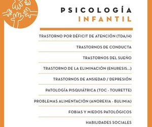 Psicología Clínica Infantil-Juvenil