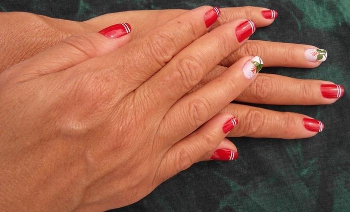 Relleno acrílico: Servicios of Nails Madrid