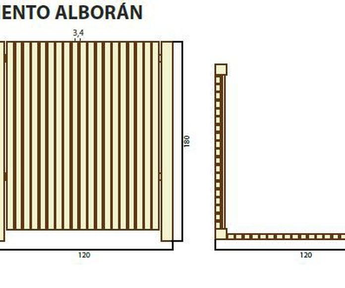 Cerramientos Alborán: ¿Qué podemos ofrecerte? de CM PLASTIK RECYCLING SL