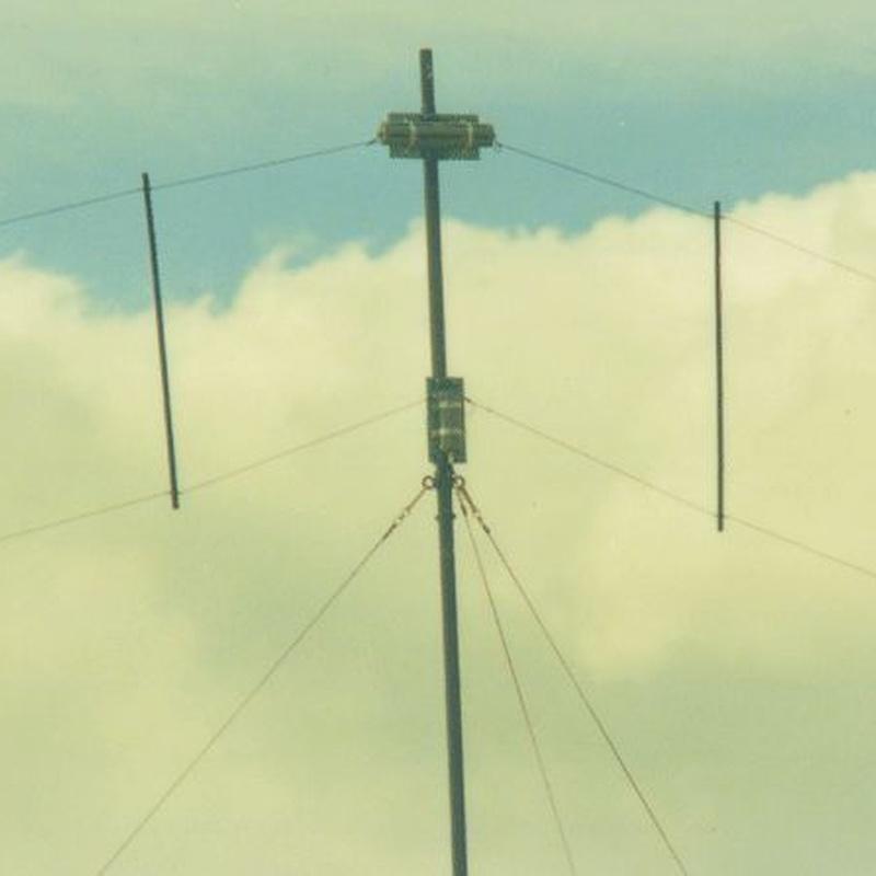 2 - 30MHZ Antena de Banda Ancha 150W: Productos de Invelco