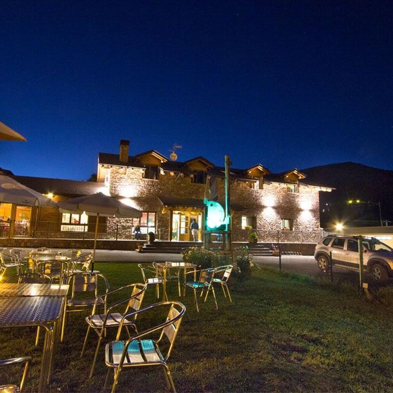 Otras instalaciones: Nuestros alojamientos de Camping Laspaúles