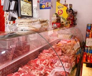 Mostrados de carnes