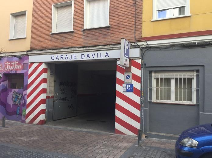 Alquiler plazas de garaje Cuatro Caminos