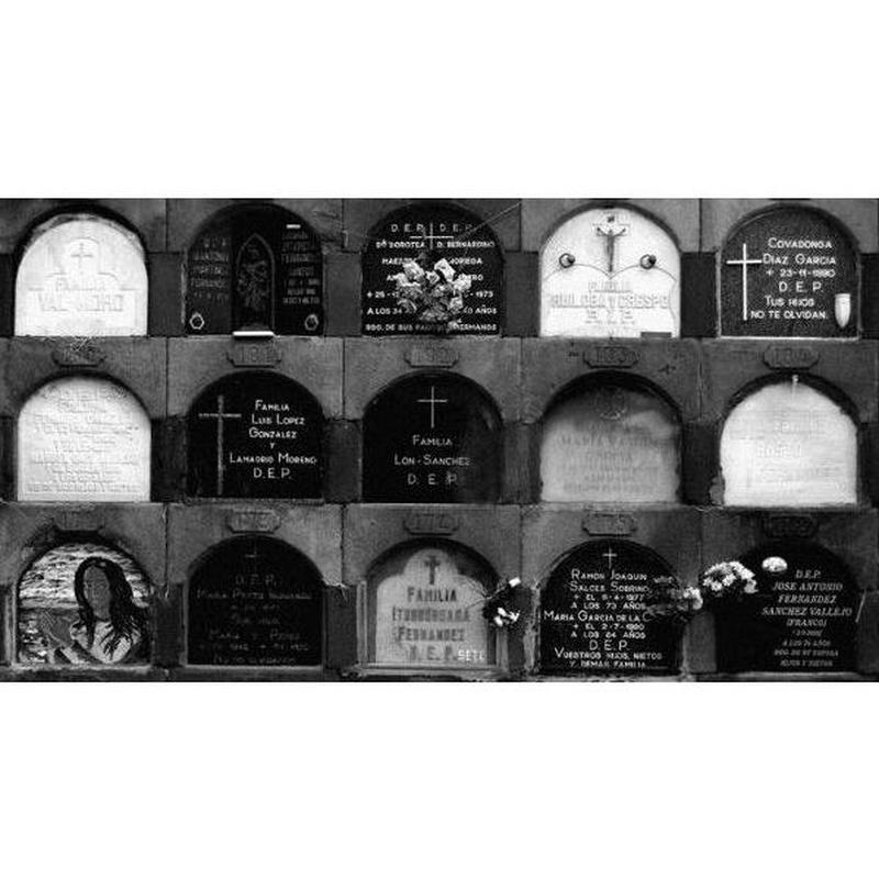 Gama de Lápidas: Productos  de Pomfusa