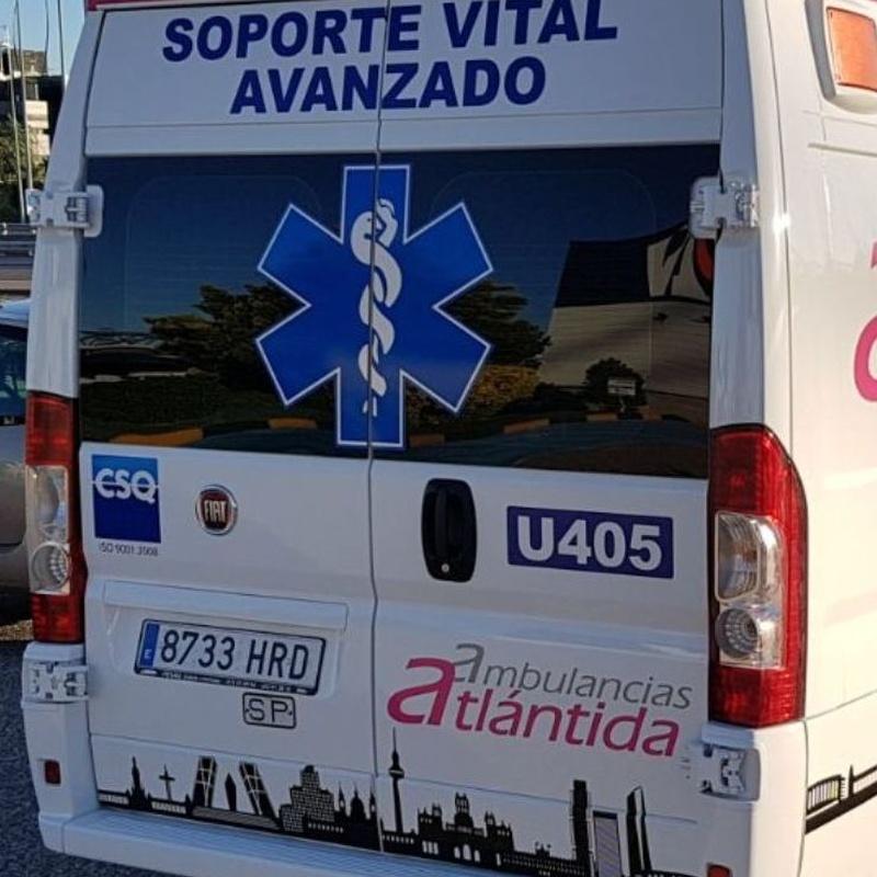 S.V.A. U405 FIAT DUCATO