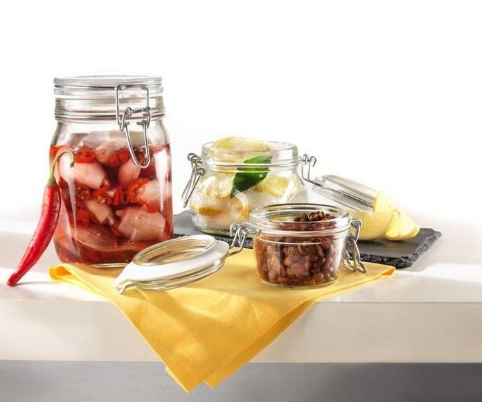 recipientes cristal: Tienda online  de COSCO. Tel 928988528