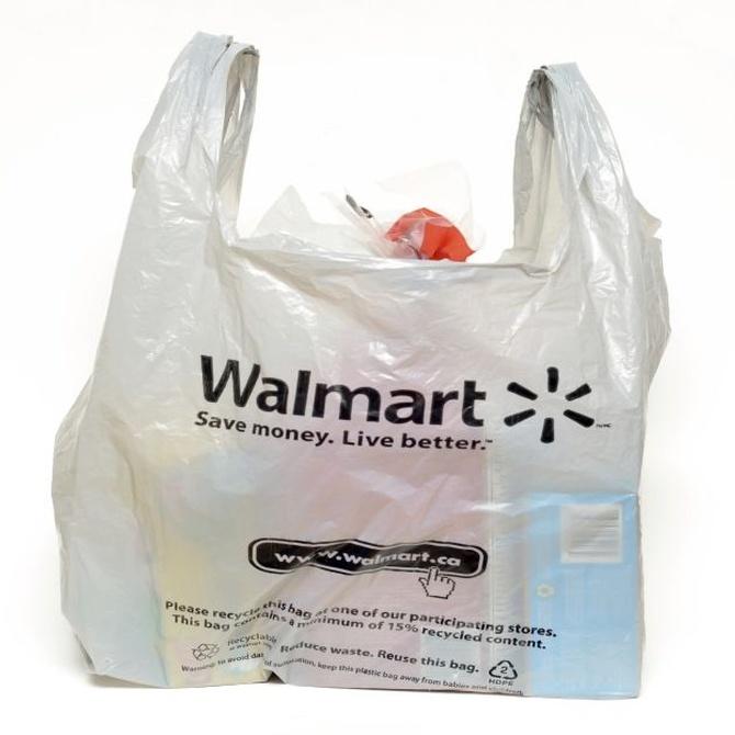 La historia de las bolsas de plástico