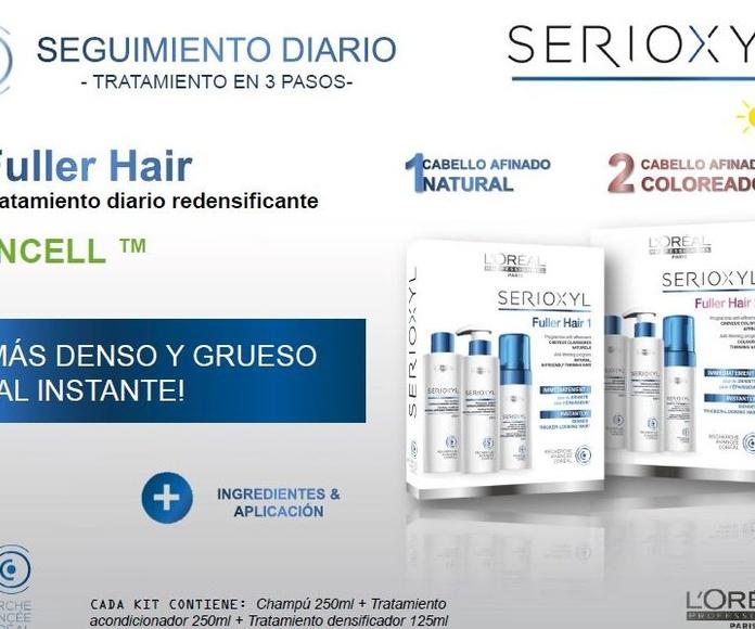 Fuller Hair Serioxyl