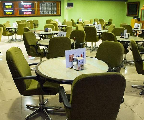 Interior de nuestro bingo en Valencia