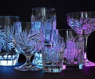 Decoración de vidrios: Servicios de Cristalería Durán