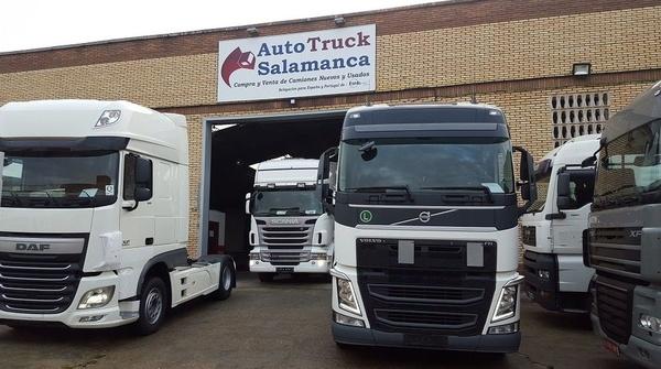 Compra y venta de camiones en Salamanca a precios justos y con pago inmediato en Autotruck Salamanca