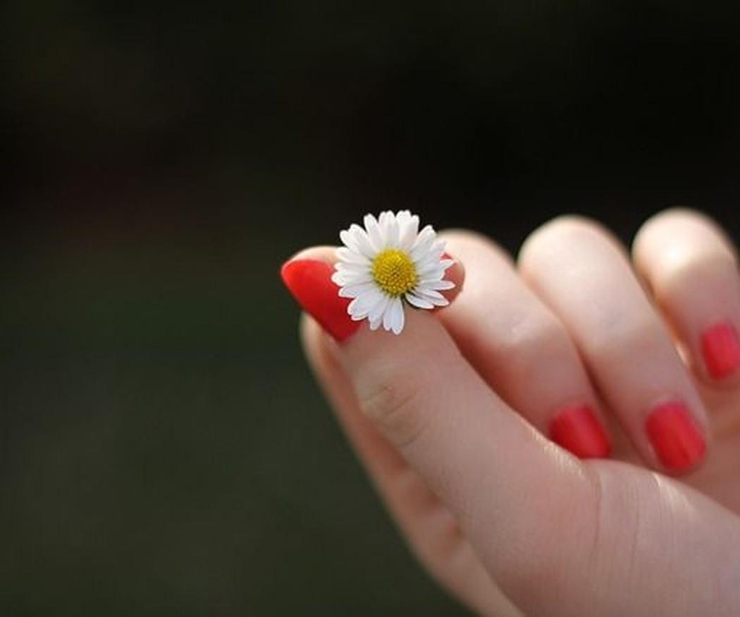 Esmaltes de uñas naturales