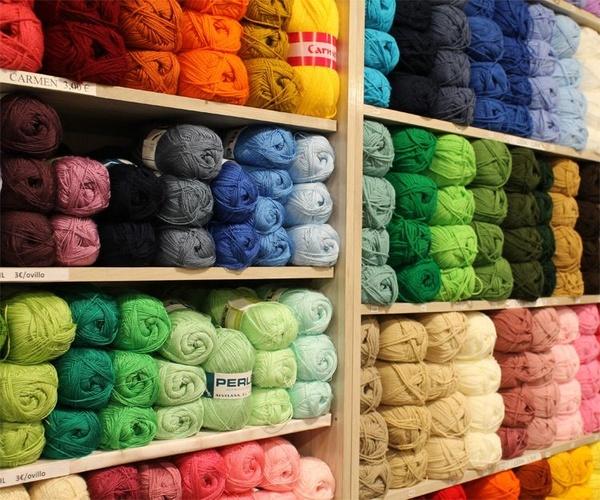 Venta de lanas al peso