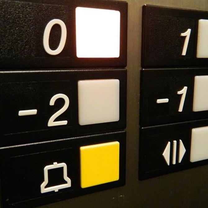 Diferencias entre elevadores y ascensores