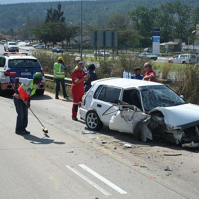 Qué influye en tu indemnización por accidente de tráfico