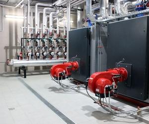 Mantenimiento de calderas industriales en Móstoles