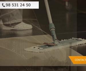 Empresa de limpieza en Gijón