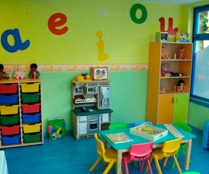 Escuela Infantil Os Pequerrechos de Matogrande.