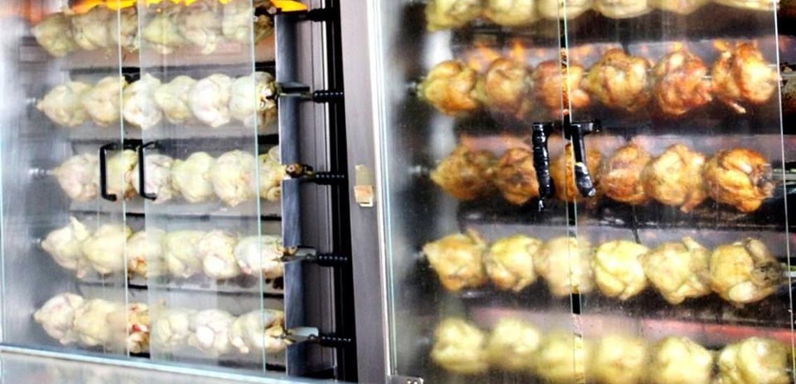 Asador de pollos en Salamanca para llevar