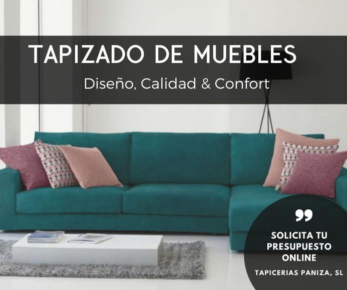 TAPIZAR MUEBLES EN PALMA DE MALLORCA