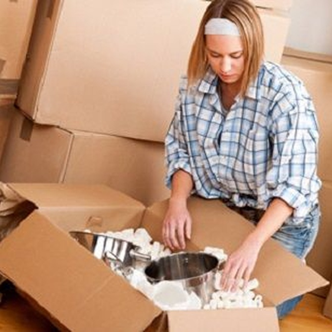 Consejos para embalar cajas