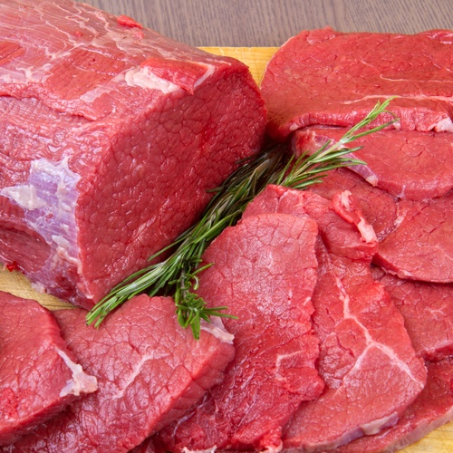 Venta de carne en Álava