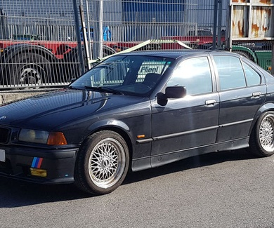 BMW E36 318is - Muelles TaTechnix