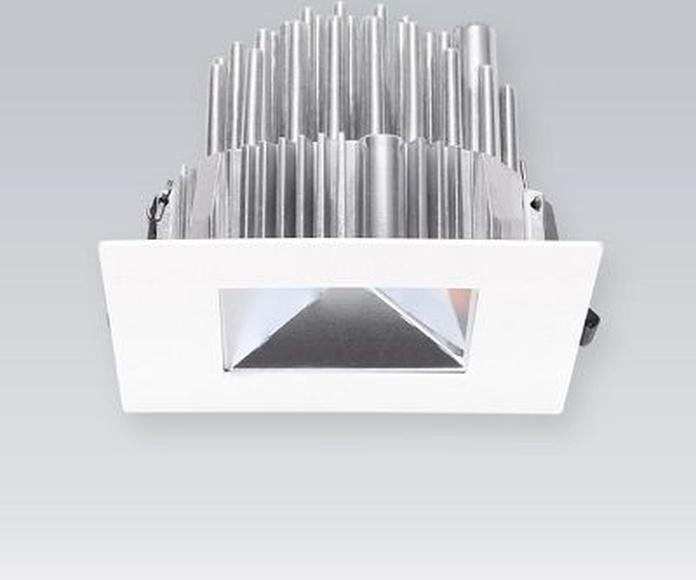 Empotrables: Productos de Tuluz Iluminación & Proyectos