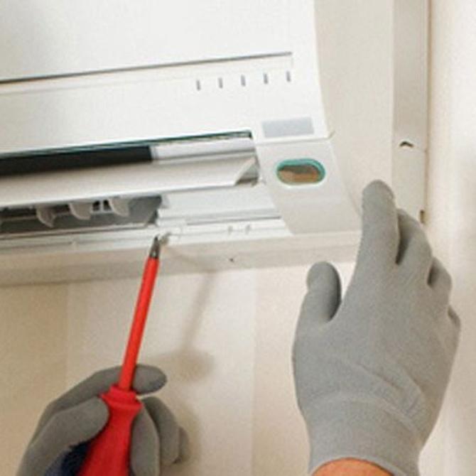 Cómo limpiar los filtros del aire acondicionado