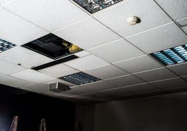 Falsos techos pladur