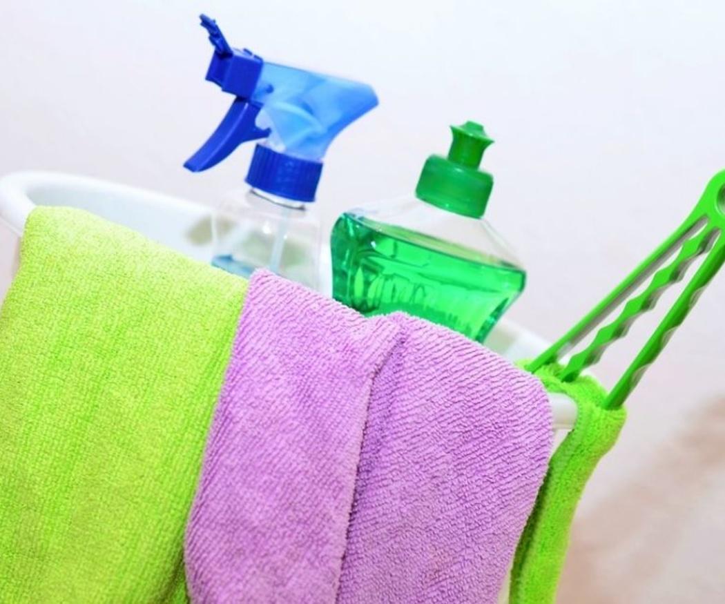 Limpiar un toldo