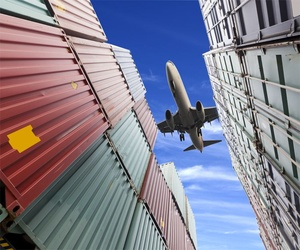 Transporte aéreo de mercancías en Las Palmas de Gran Canaria