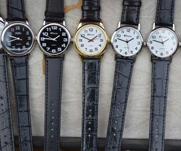 Correas para relojes: Catálogo de Relojería Santiago