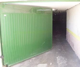 Puertas seccionables: Productos y Servicios de Automatizaciones Lázaro, S.L.