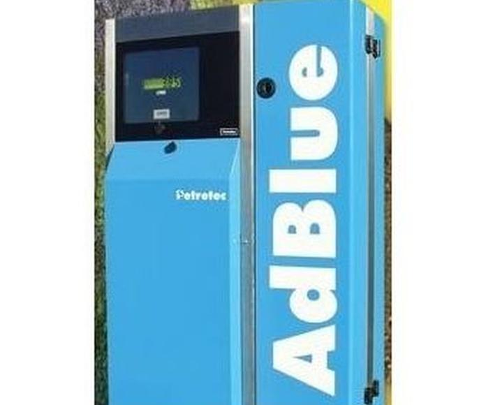 Nuevo servicio de verificación de los surtidores de Adblue