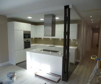 Reformas integrales: Muebles de cocina y reformas de Luxe Cocinas