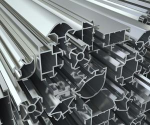El aluminio extrusionado
