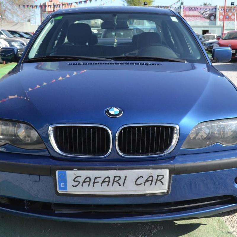 BMW 330 Serie 3 E46 Diesel: Nuestros coches de Safari Car