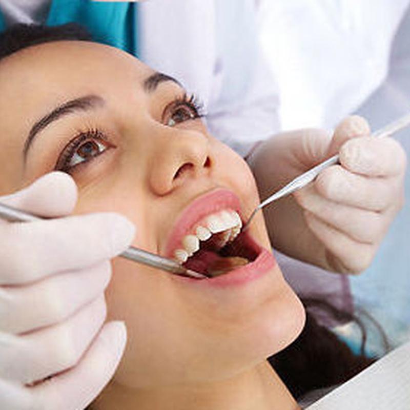 Periodoncia: Tratamientos de Clínica Dental Palamadent