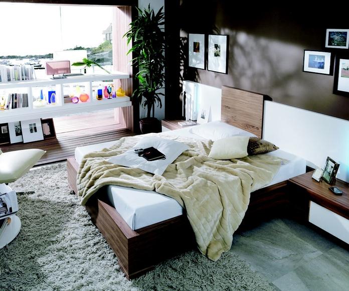Dormitorio Matrimonial: Catálogo de Muebles Fhoa