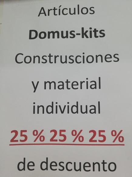 Domus kits: Catálogo de Mercería y Manualidades Ángel y Feli