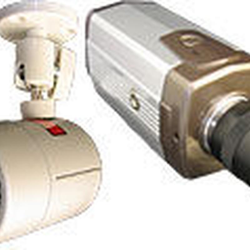 Catalogo de Video Vigilancia: Productos de Registáctil
